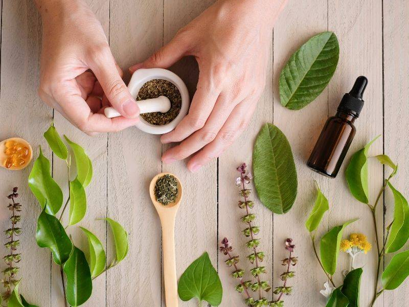 L'huile essentielle de palmarosa