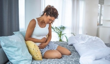 douleur ventre mycose vaginale